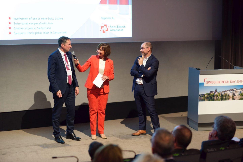 Debiopharm-CEO-Swiss-Biotech